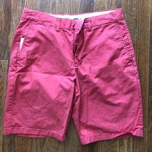 Men's Magenta colored Shorts